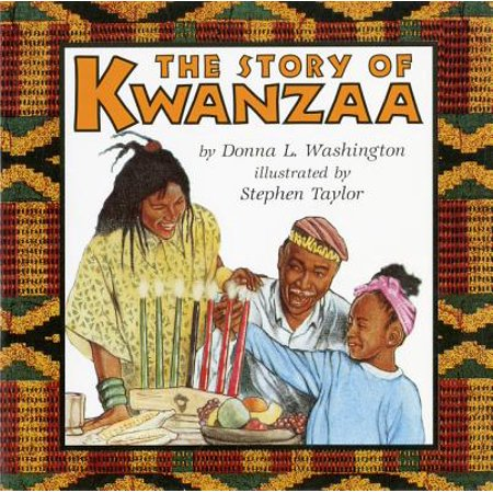 Kwanzaa Decorations (Trophy Picture Books (Paperback): The Story of Kwanzaa)
