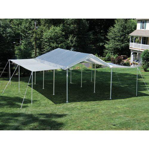 ShelterLogic Max AP 10 Ft. W x 20 Ft. D Steel Party Tent