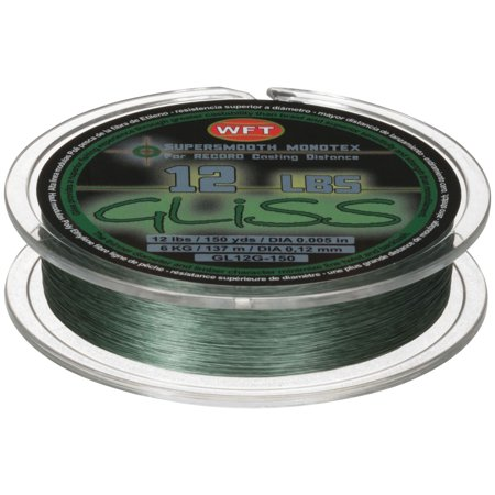 - Ardent Gliss Supersmooth Monotex Fishing Line 150 yd Carded Pack