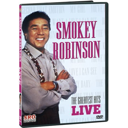 Smokey Robinson: The Greatest Hits Live (DVD) (Meat The Robinsons)