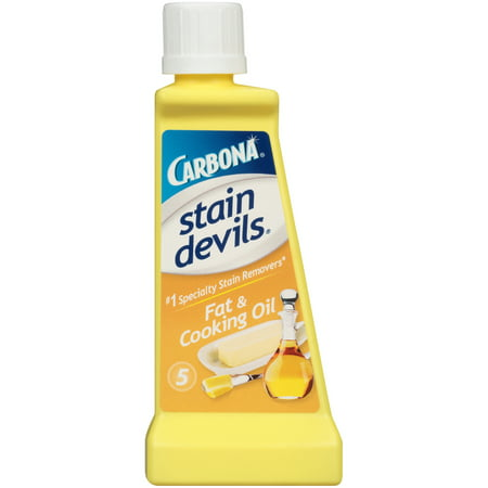 Carbona Stain Devils® Fat And Cooking Oil Stain Remover, 1.7