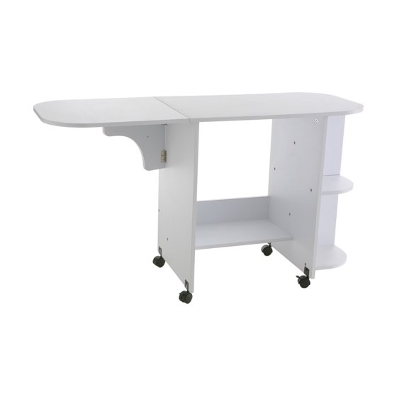 Southern Enterprises Expandable Rolling Sewing TableCraft Station Cool Sewing Machine Table Walmart Canada