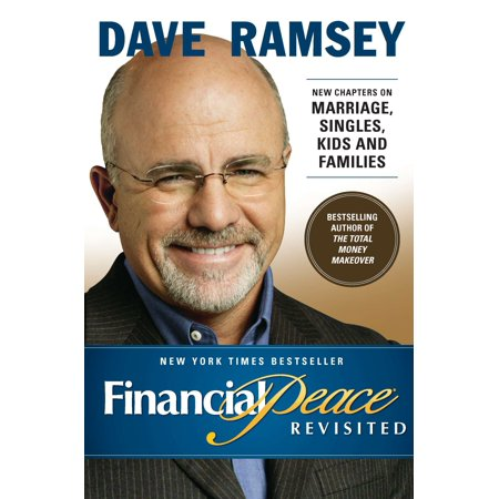 Financial Peace Revisited : New Chapters on Marriage, Singles, Kids and (Requirements To Become A Marriage And Family Therapist)