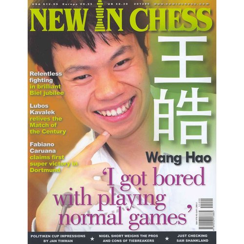 New in Chess Issue 6 2012