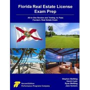 Florida Real Estate License Exam Prep: All-In-One Review and Testing to Pass Florida's Real Estate Exam (Paperback)