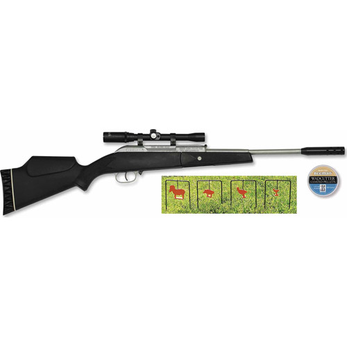 Beeman Ranger .177 Shooter's Kit with Targets and Ammo