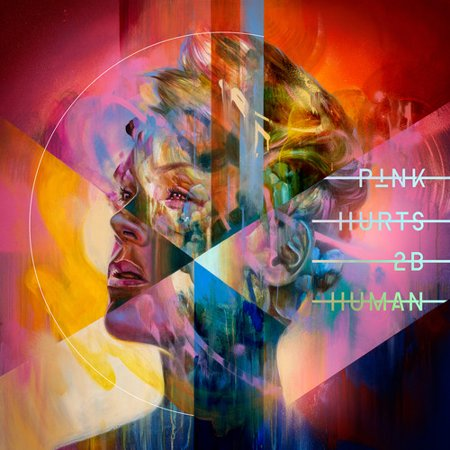 Hurts 2B Human (CD) (explicit)