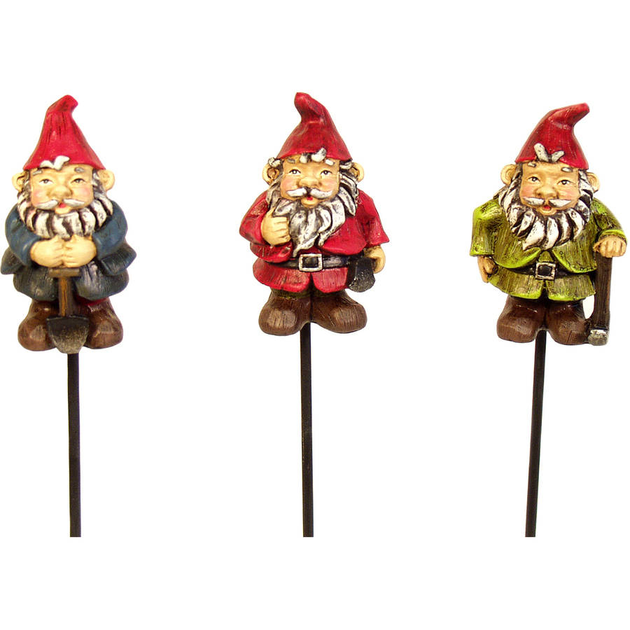 Echo Valley 6312 Mini Gnome Plant Pic Assorted