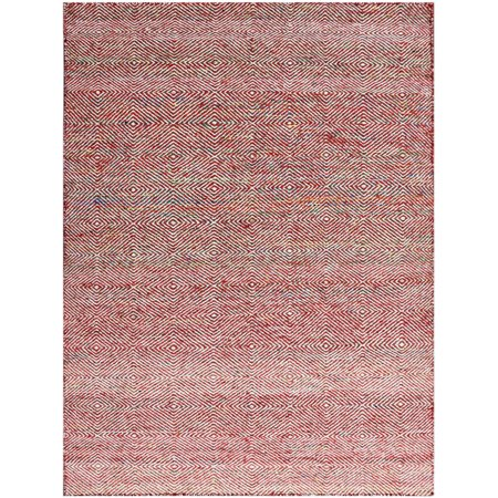 Image of Amber Modern Design Hand-Woven Rug 8'x10'