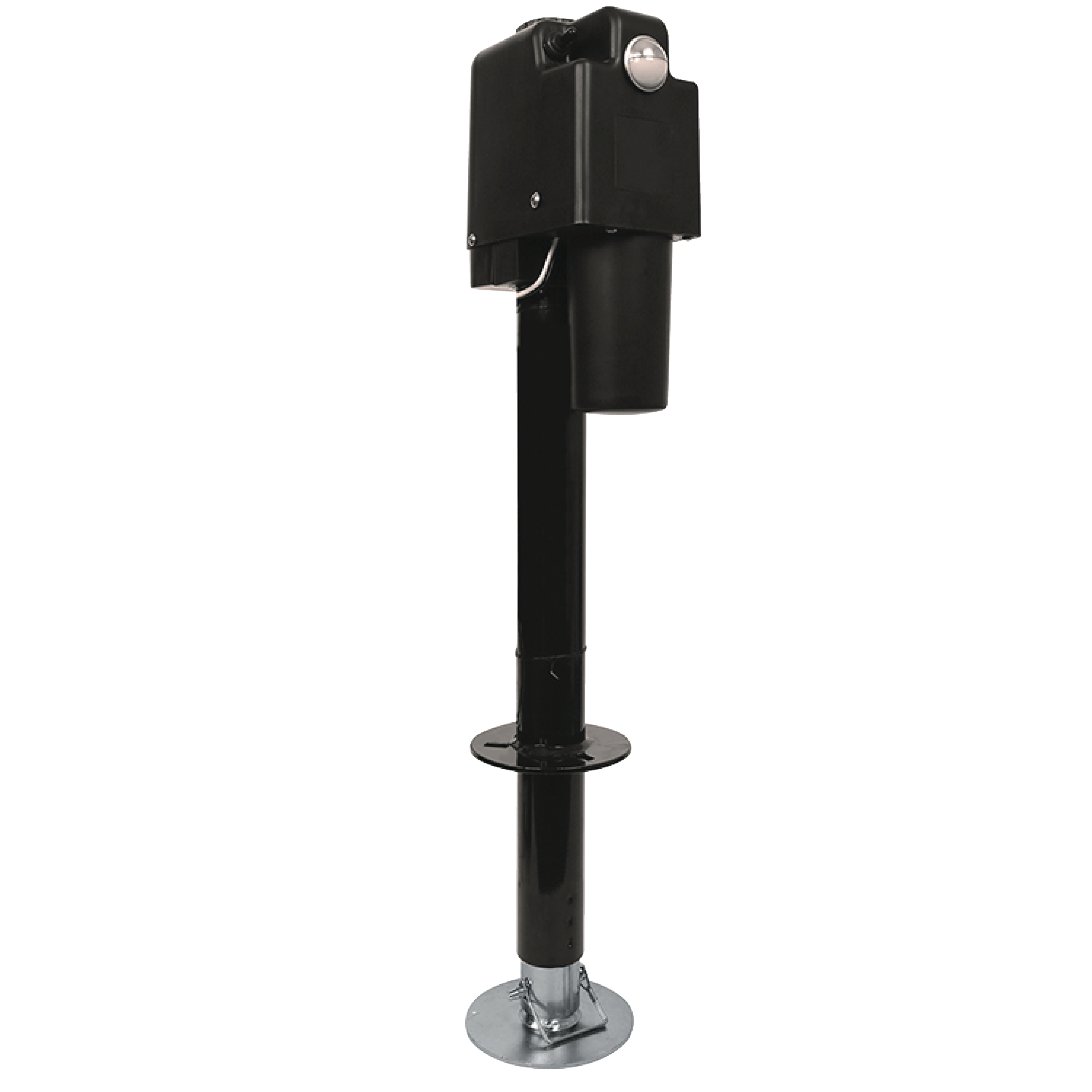 Click here to buy FulTyme RV Electric 3,500 lb Capacity Trailer Jack by FulTyme RV.