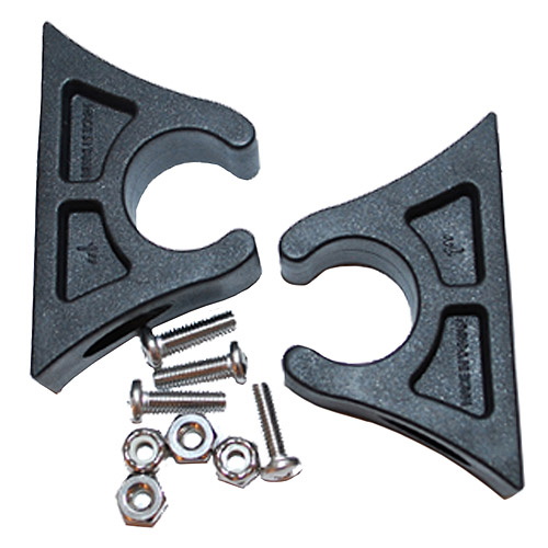 Attwood Kayak Paddle Clips, Black