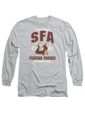0526a0ece8 Product Image Star Trek Next Generation TV Series Sfa Fighting Phoenix  Adult L-Sleeve T-Shirt