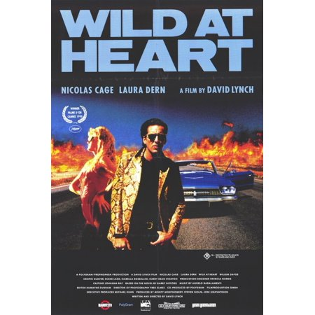 Wild At Heart  1990  11X17 Movie Poster