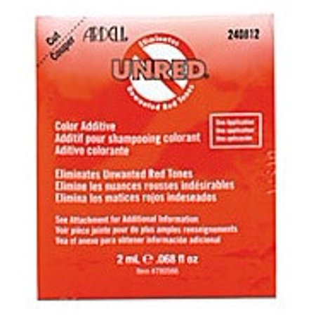 Ardell Unred Hair Color Additive - Size : 0.068 (Ardell Hair Color)