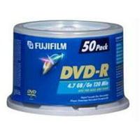 Fujifilm 16x DVD-R Media 25302082