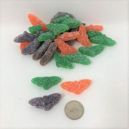 Halloween Candy Bats (Sour Jelly Bats Halloween Candy Fall Bat Candy 2)