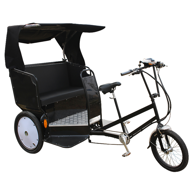 Electric Pedicab Motorized Tricycle by