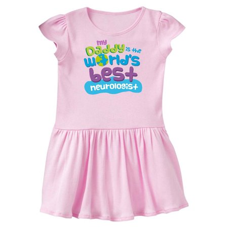 My Daddy is the World's Best Neurologist Toddler (Ariana Grande Best Dresses)