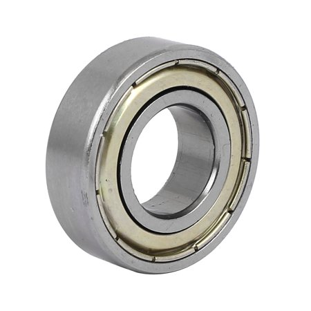 15mmx32mmx9mm 2 Shielded Design Deep Groove Rolling Ball Bearings S6002Z 10pcs - image 1 of 4