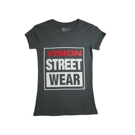 Womens 2013 VSW Logo Cap Sleeve Tee Shirt