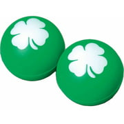 Shamrock Squeeze Balls, Pack of 12