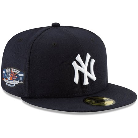 3ce2c28d4dd New York Yankees New Era Subway Series 59FIFTY Fitted Hat - Navy -  Walmart.com