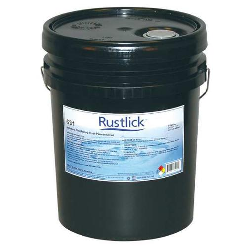 RUSTLICK 71051 Corrosion Protection, 631, Size 5 Gal