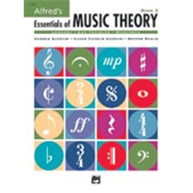 Essentials Of Music Theory - Book 3