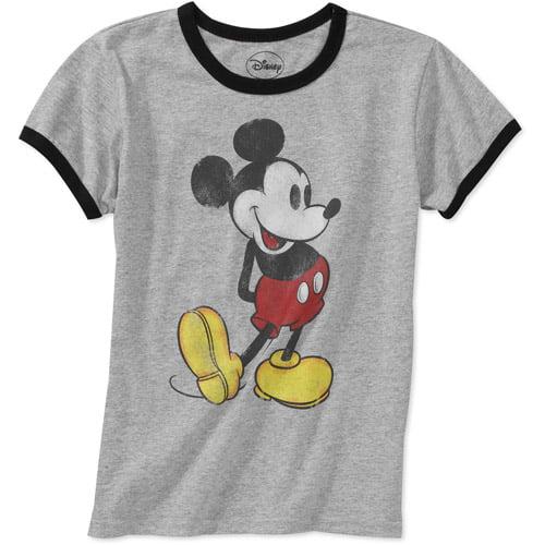 Disney Boy's Mickey Mouse Graphic Tee