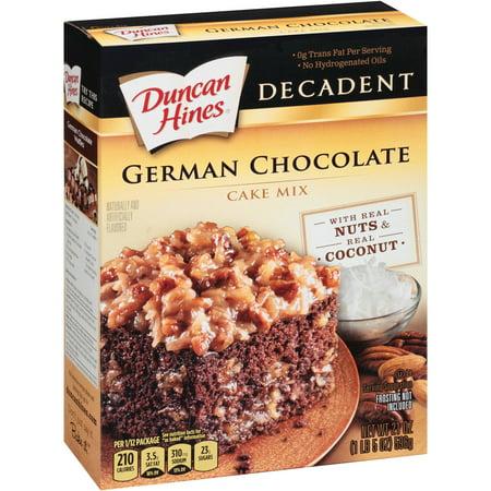 Walmart German Chocolate Cake Coconut Mix