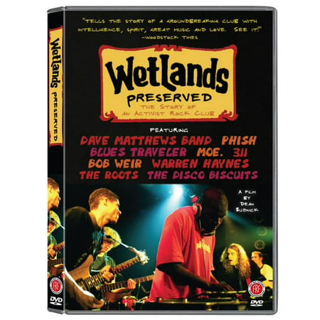 Wetlands Preserved (DVD) - Wetlands Trail Halloween