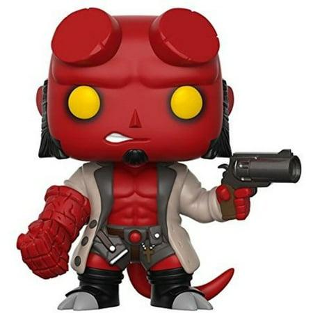 33851fb48d FUNKO POP! COMICS: Hellboy - Hellboy w/ Jacket