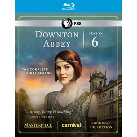 Downton Abbey: The Complete Sixth Season (Blu-ray) - Downton Abbey Grantham