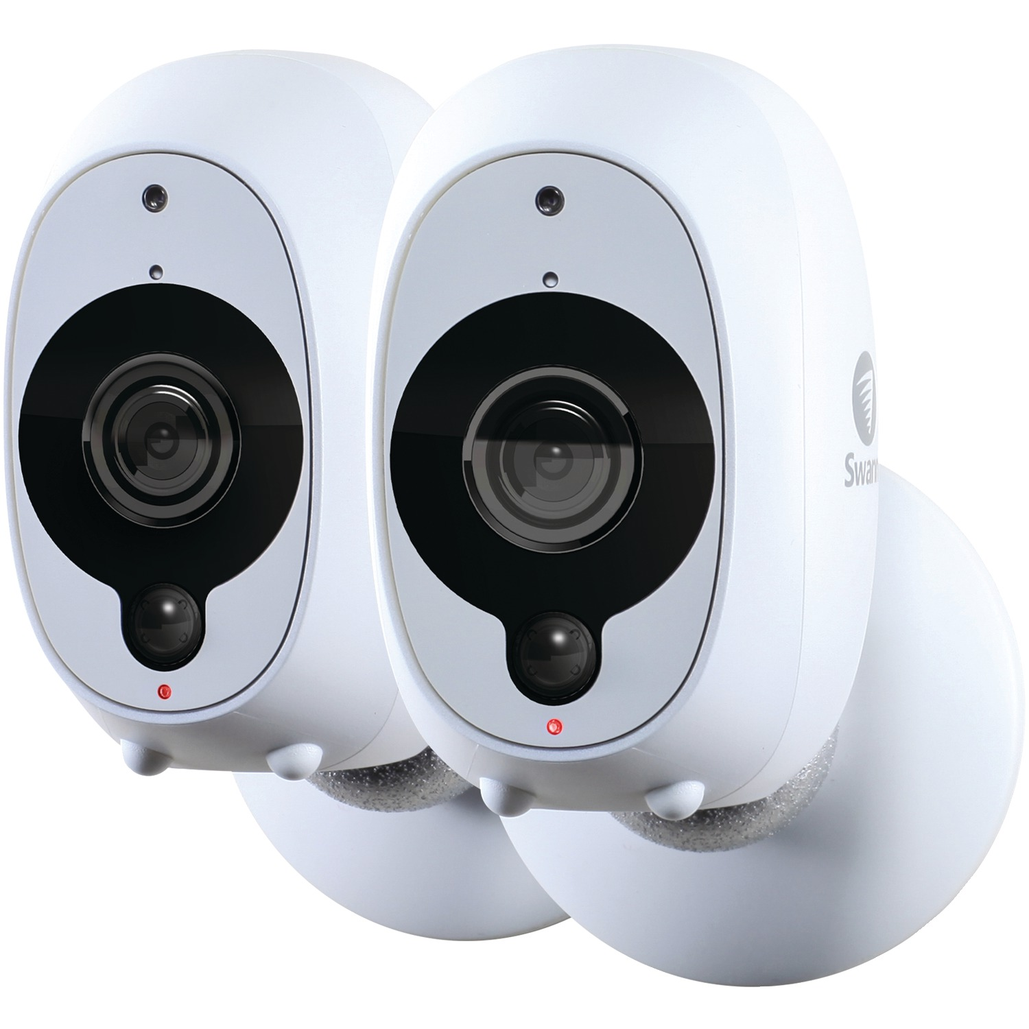 Swann SWWHD-INTCAMPK2-US 1080p Full HD Battery-Powered Wire-Free Camera (2Pk)