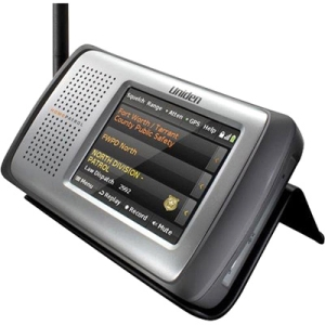Uniden Homepatrol Intuitive Touchscreen Scanner