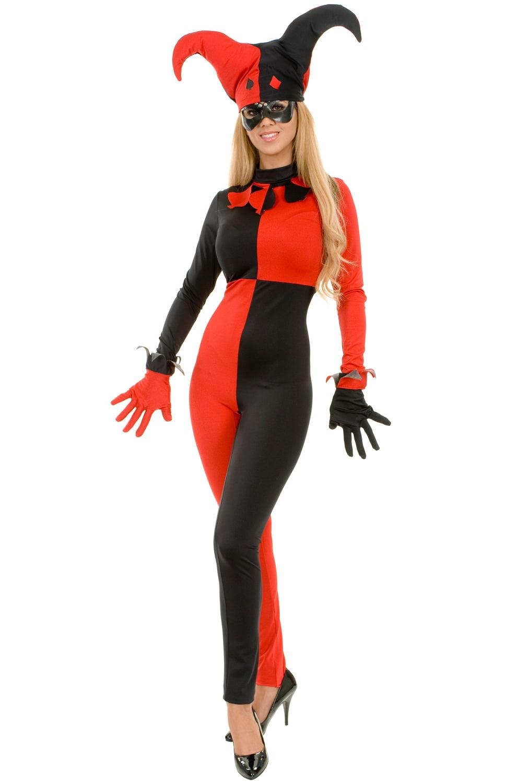 Card Jester Adult Costume - Walmart.com