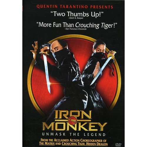 Iron Monkey (Widescreen)
