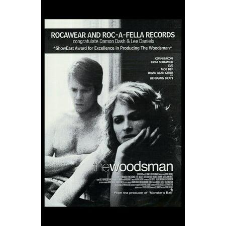 The Woodsman Poster Movie B Mini Promo Walmartcom