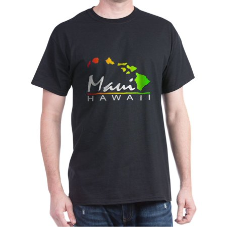 MAUI Hawaii (Distressed Design) T-Shirt - 100% Cotton T-Shirt