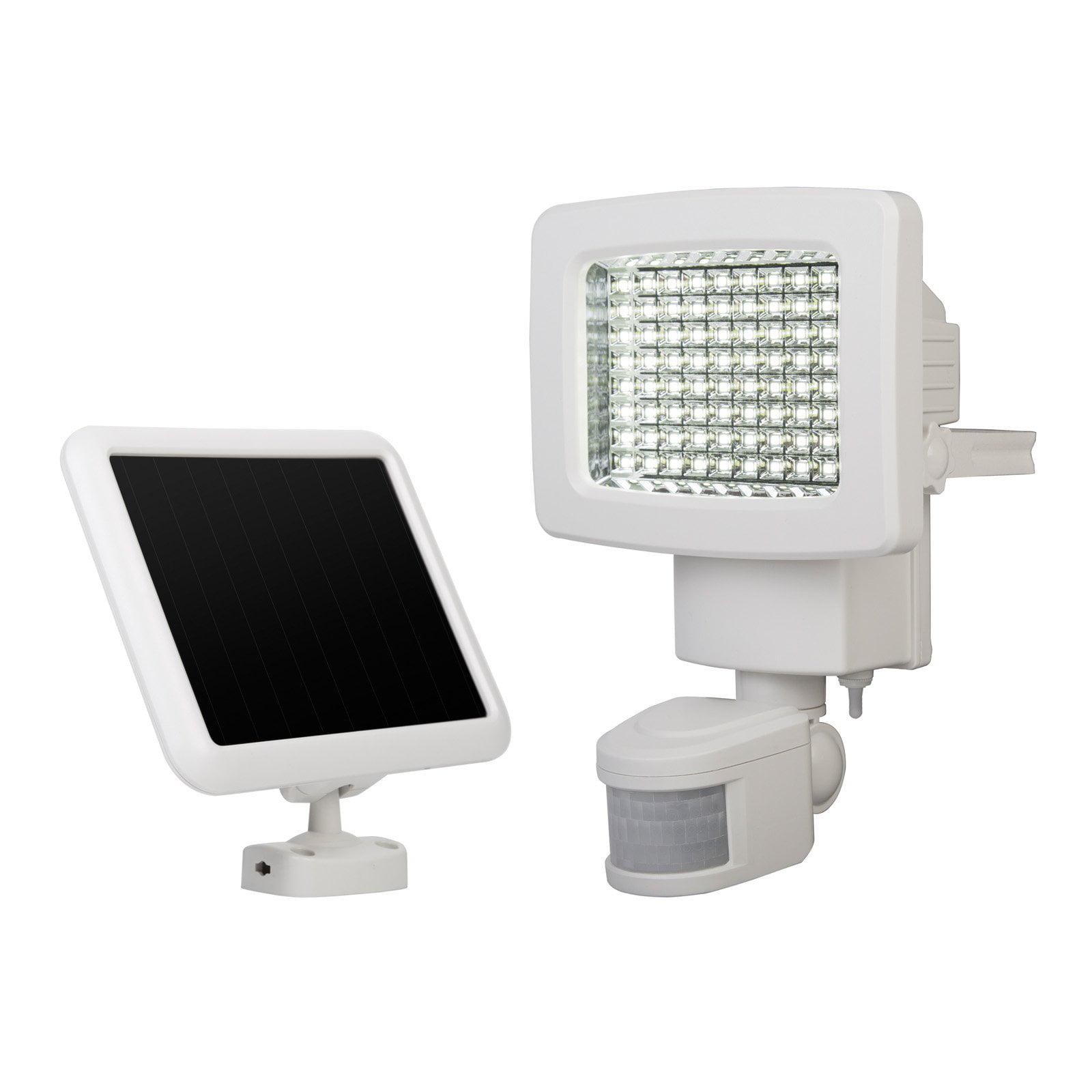 Sunforce 80 LED Solar Motion Security Light
