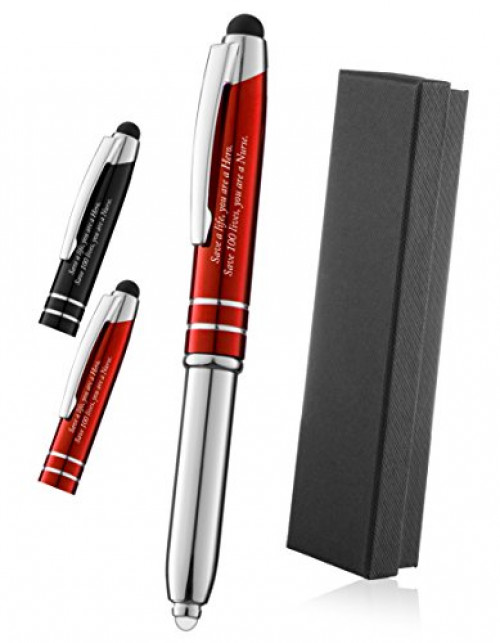 Formula One Black Ball Point Pens In Gift Case FREE ENGRAVING Sports Gift