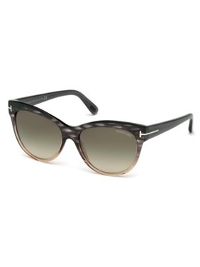 112ceecfe5 Product Image Tom Ford Lily FT0430 Women s Cat Eye Sunglasses