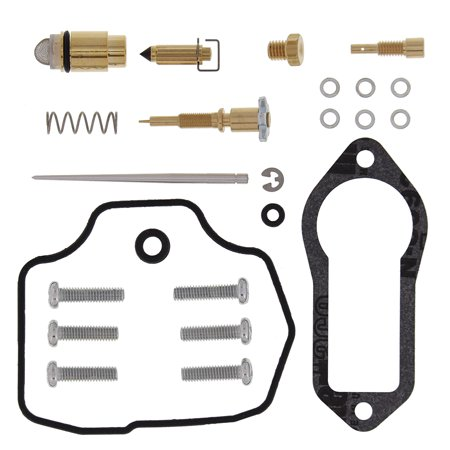 New All Balls Carburetor Rebuild Kit 26-1314 For Yamaha TW200 Trailway 1987 1988 1989 1990 1991 1992 1993 1994 1995 1996 1997 1998 1999
