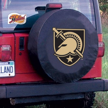 United States Military Academy Tire Cover Size: Y - 32.25 x 12 Inch (98 S10 Rims)