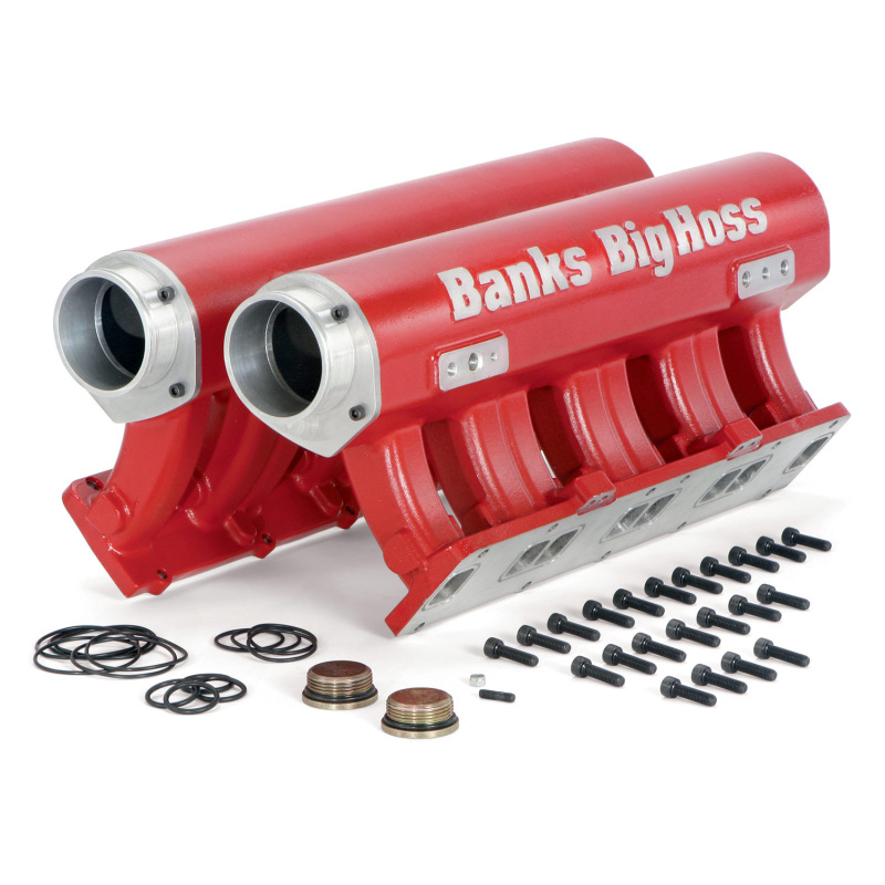 Banks Power 01-15 GM 6.6L Big Hoss Intake Manifold Syst