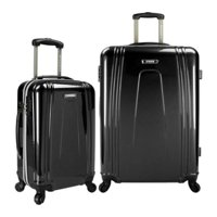U.S. Traveler USB Port EZ-Charge 2-Piece Luggage Set