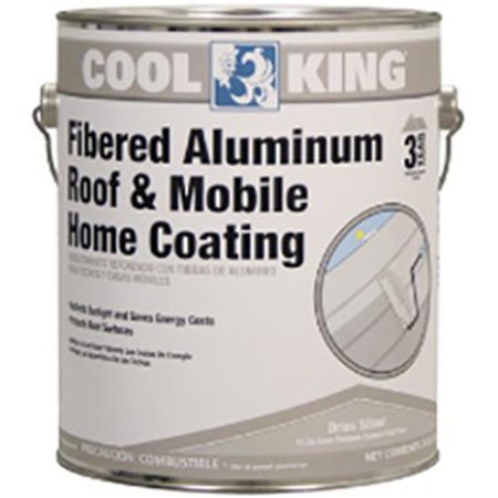 Jet Coat - Jetcoat 65201 1 gal 3-Year Fibered Aluminum Roof Coating
