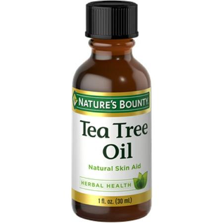 Nature's Bounty Tea Tree Oil, 1 Fl Oz.