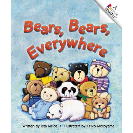 Everywhere Bear - Bears, Bears, Everywhere