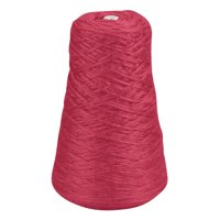 Trait Tex Acrylic 4-Ply Double-Weight Yarn Refill Cone, 315 yd Dispenser Box, Red, 8 oz Cone